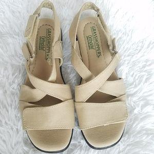 Grasshoppers sandals sz~7